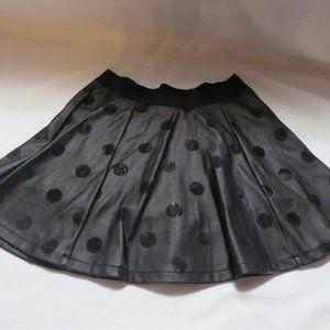 Girls Justice Black skirt